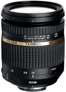 Tamron SP 17-50 mm f/2,8 XR Di II VC pro Canon