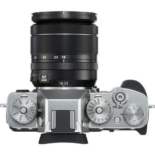 Fujifilm X-T3 + 18-55 mm stříbrný - Video kit