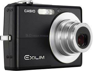 Casio EXILIM - Z500 černý
