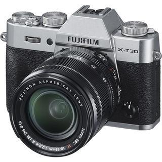 Fujifilm X-T30 + 18-55 mm