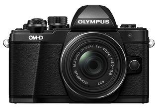 Olympus OM-D E-M10 Mark II + 14-42 mm EZ černý - Základní kit