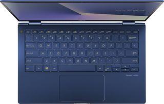 ASUS ZenBook Flip 13 UX362FA-EL250T modrý