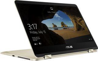 ASUS ZenBook Flip 14 UX461FA-E1115T zlatý