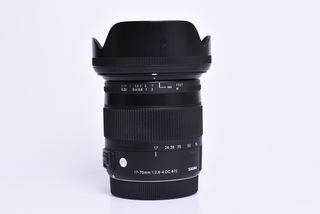 Sigma 17-70mm f/2,8-4,0 DC Macro OS HSM Contemporary pro Canon bazar