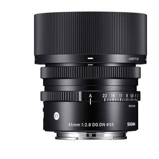 Sigma 45 mm f/2,8 DG DN Contemporary pro Sony FE