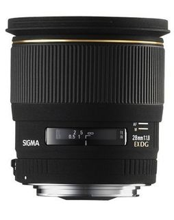 Sigma 28mm f/1,8 EX DG ASPHERICAL MACRO pro Nikon