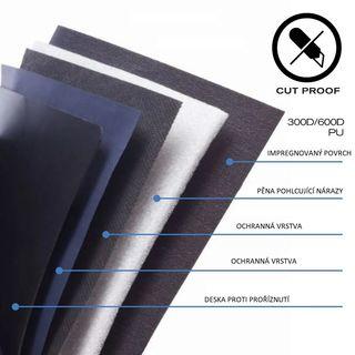 """XD Design batoh Bobby Compact (do 14"""") modrý"""