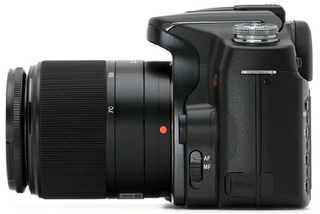 Sony Alpha A100 + SIGMA 17-70mm f2.8-4.5 AF