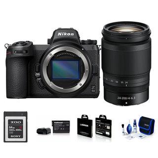 Nikon Z6 II + 24-200 mm - Foto kit