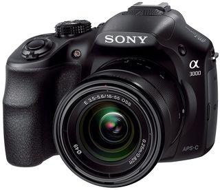 Sony Alpha A3000 + 18-55 mm