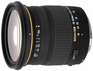 Sigma 18-50mm F2,8 EX DC Macro pro Pentax + utěrka Sigma zdarma!