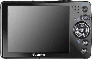 Canon IXUS 75 černý