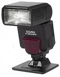 Sigma blesk EF-500 DG SUPER II pro Canon