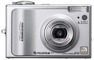 Fuji FinePix F10 Zoom