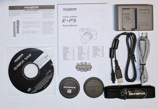 Olympus E-P5 tělo