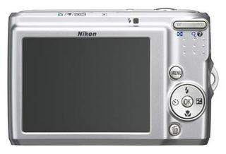 Nikon CoolPix L15 stříbrný