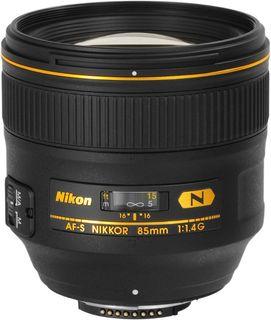 Nikon 85 mm f/1,4 AF-S G