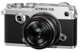 Olympus PEN-F + 17 mm