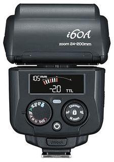 Nissin blesk i60A pro Olympus a Panasonic