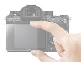 Sony ochranné sklo na displej PCK-LG1