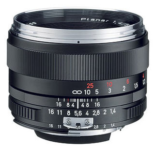 Zeiss Planar T* 50 mm f/1,4 ZF.2 pro Nikon