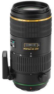 Pentax DA 60-250 mm f/4,0 ED (IF)