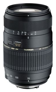 Tamron AF 70-300 mm f/4,0-5,6 Di LD Macro pro Canon