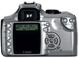 Canon EOS 300D + 18-55 mm + 55-200 mm