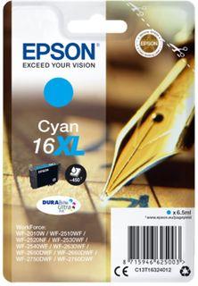 Epson Singlepack T16324012 Cyan 16XL DURABrite - azurová