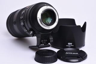 Nikon 70-200mm f/2,8 E FL ED VR bazar