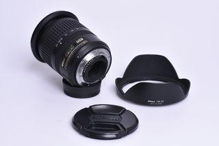 Nikon 10-24mm f/3,5-4,5 AF-S DX G ED bazar
