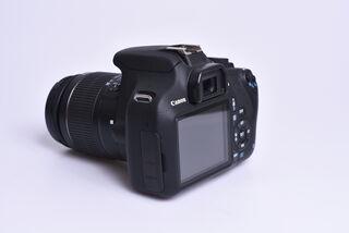 Canon EOS 1200D + 18-55 mm DC III bazar