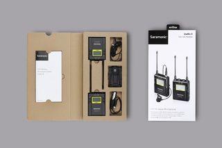 Saramonic UwMic9 (tX9+RX9)