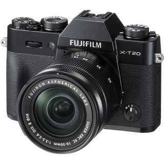 Fujifilm X-T20 + 16-50 mm