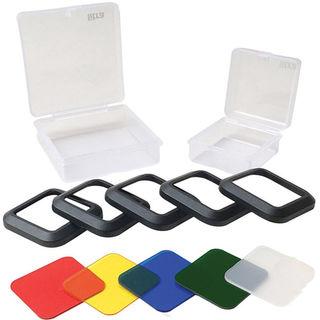Litra Sada filtrů Marine & Color pro LED svělo Litratorch 2.0