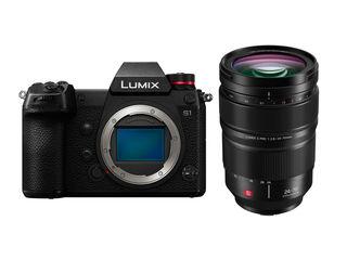 Panasonic Lumix DC-S1 + S PRO 24-70 mm f/2,8
