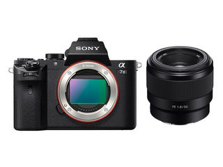 Sony Alpha A7 II +  FE 50 mm f/1,8