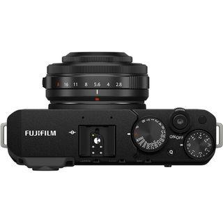 Fujifilm X-E4 + XF 27mm