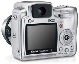Kodak EasyShare Z710 + nabíječka + akumulátor