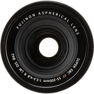 Fujifilm X-S10 + 18-55 mm + 55-200 mm černý