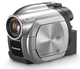 Panasonic VDR-D160EP-S