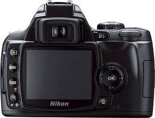 Nikon D40X tělo