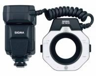 Sigma makroblesk EM-140 DG pro Nikon