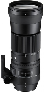 Sigma 150-600 mm f/5,0-6,3 DG OS HSM Contemporary pro Canon