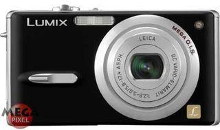 Panasonic DMC-FX9 černý