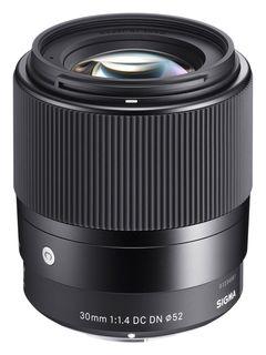 Sigma 30 mm f/1,4 DC DN Contemporary pro micro 4/3