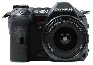Olympus E-system E-1 SE Kit