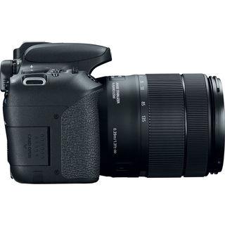 Canon EOS 77D + 18-135 mm IS USM - Foto kit