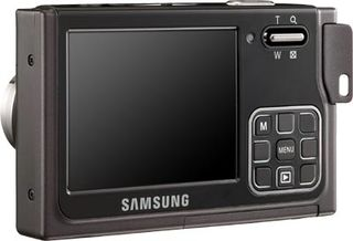 Samsung Digimax L70 černý