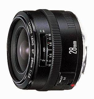 Canon EF 28mm f/2.8